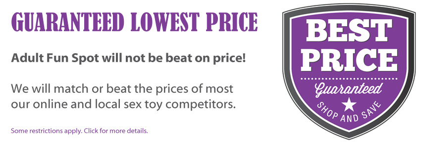 Guaranteed Lowest Prices with a Price Match Guarantee!