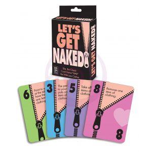 Let's Get Naked Card Game