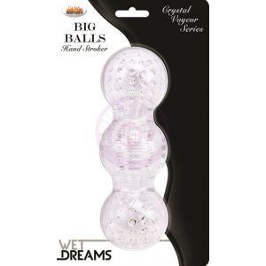 Wet Dreams Crystal Voyeur Big Balls Stroker