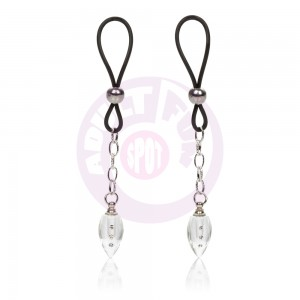 Nipple Play Non-Piercing Nipple Jewelry Crystal  Teardrop