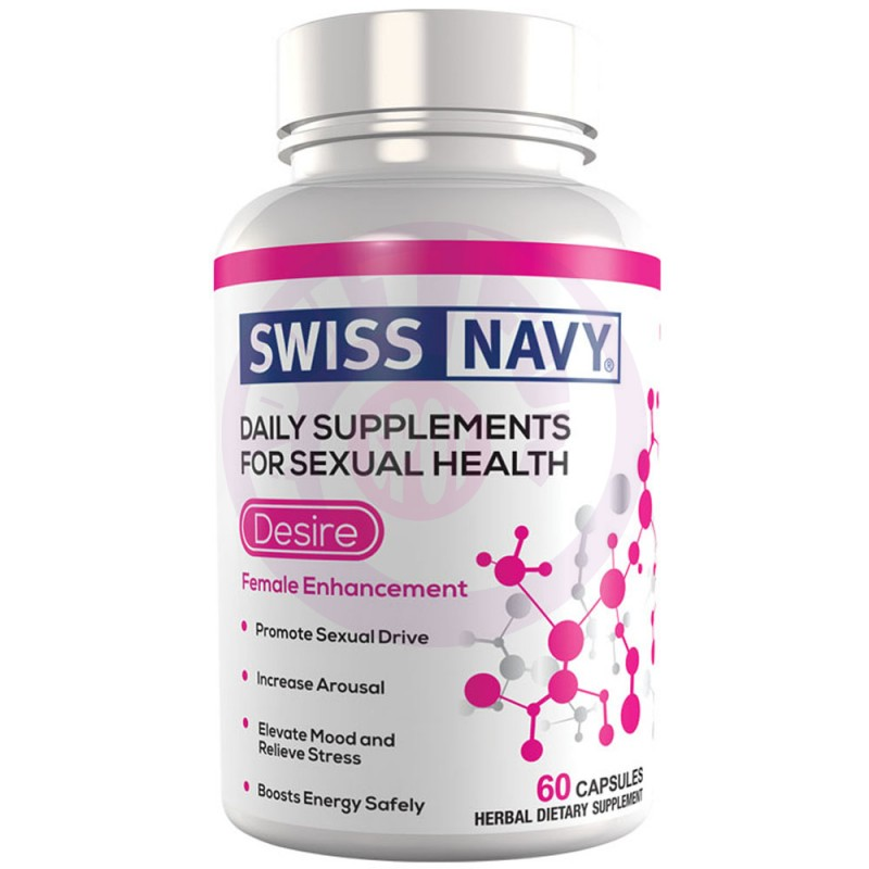 Swiss Navy Desire Femal Enhancement - 60 Ct