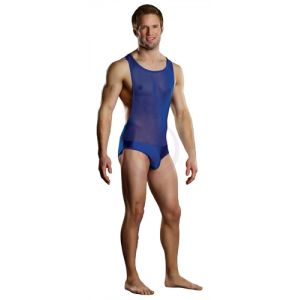 Singlet - Large-Extra Large - Royal