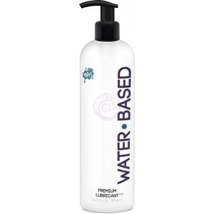 Wet Original Water Based Lubricant - 16 Fl. Oz. Pump Bottle
