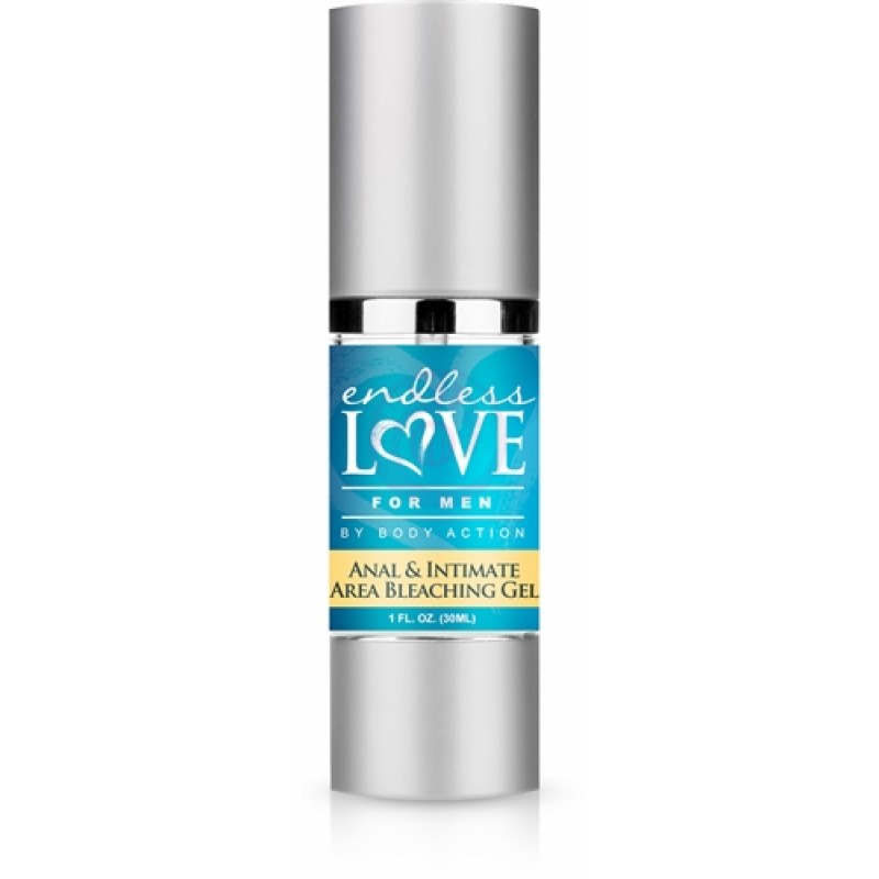 Endless Love for Men Anal and Intimate Area  Bleaching 1 Oz