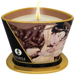Massage Candle - Excitation - Intoxicating  Chocolate - 5.7 Oz.