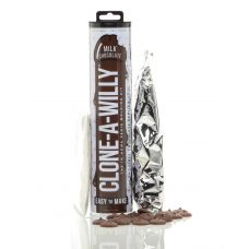 Clone-a-Willy Kit - Milk Chocolate