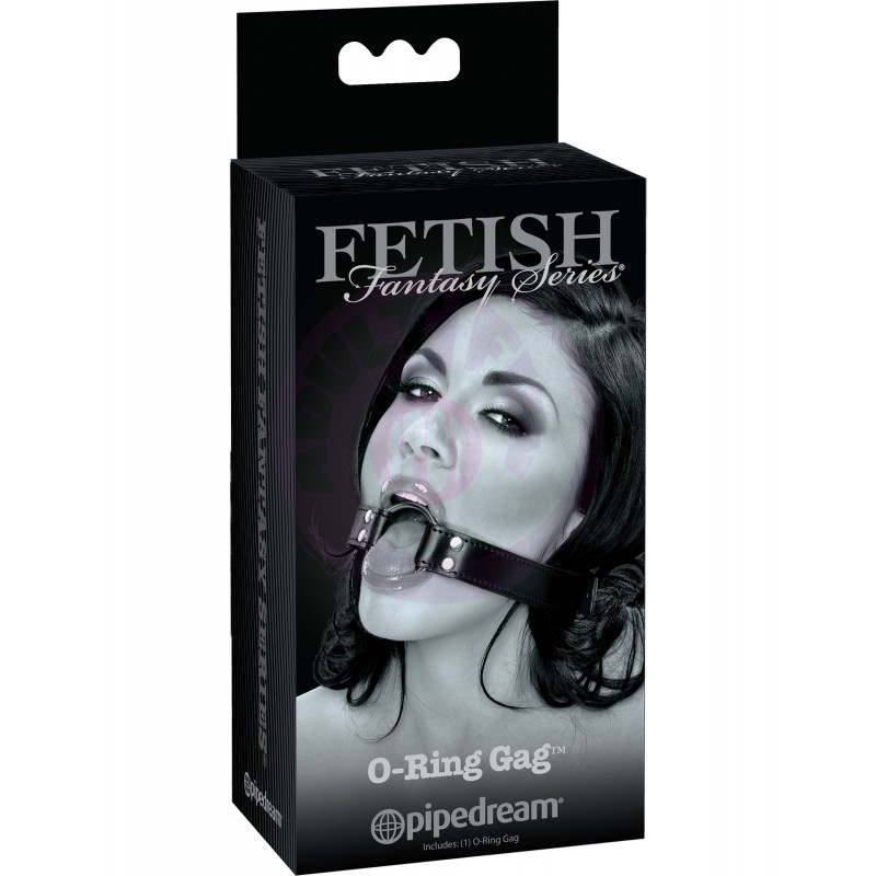 Fetish Fantasy Limited Edition O-Ring Gag - Black