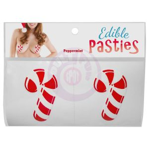 Candy Cane Pasties - Peppermint