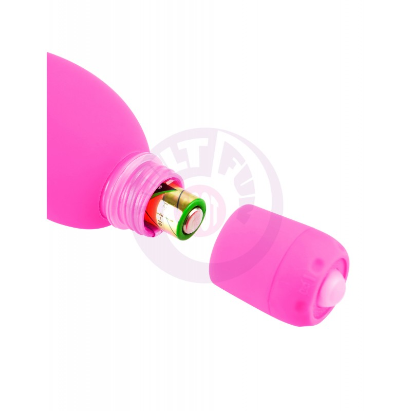 Neon Luv Bunny - Pink