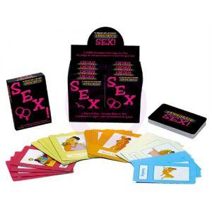 Lesbian Sex! - Card Game