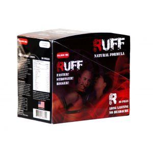 Ruff Male Enhancement - 30 Count Box