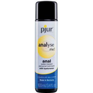 Analyse Me Waterbased Lubricant 250ml