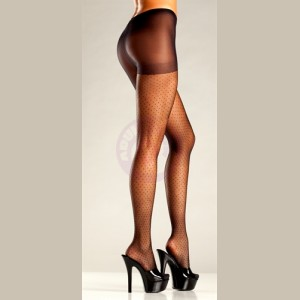Dotted Pantyhose - One Size