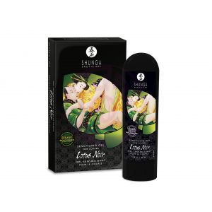 Lotus Noir - Sensitizing Gel for Lovers - 2 Fl.  Oz. / 60 ml