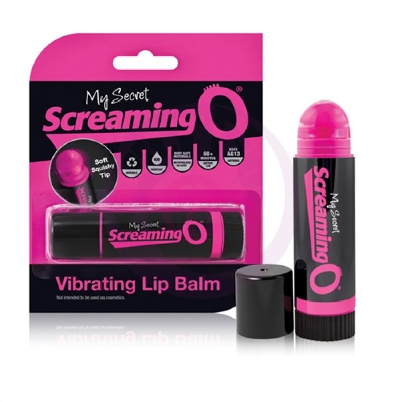 My Secret Screaming O Vibrating Lip Balm - Each
