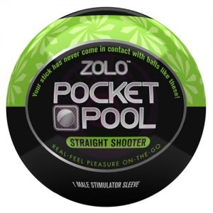 Pocket Pool Straight Shooter