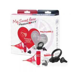 2020 My Secret Lover Kit - Panty/ Ring