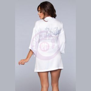 Bridal Rode - White - S/m