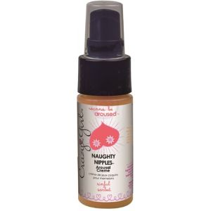 Crazy Girl Naughty Nipples Arousal Creme 1 Oz - Sinful Sorbet
