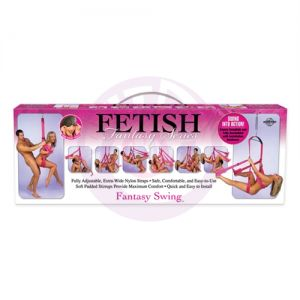 Fantasy Swing - Pink