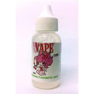 Vavavape Premium E-Cigarette Juice - Cotton Candy 30ml- 12mg