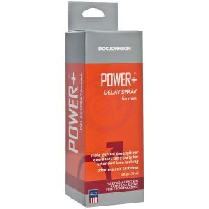 Power Plus Delay Spray for Men - 2 Fl. Oz. - Boxed