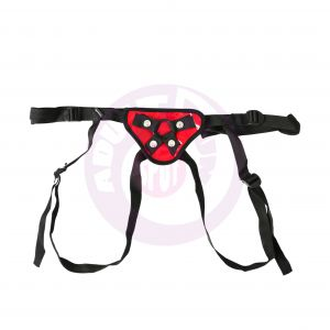Entry Level Strap on - Red