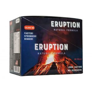 Eruption Male Enhancement - 30 Count Box
