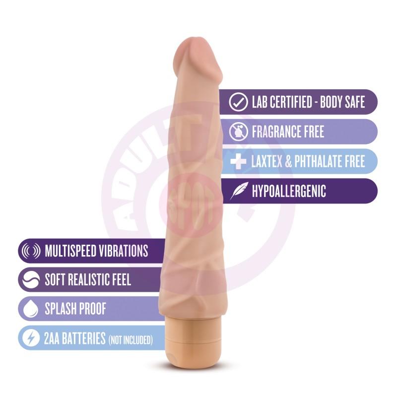Dr. Skin - Cock Vibe # 1 - Beige