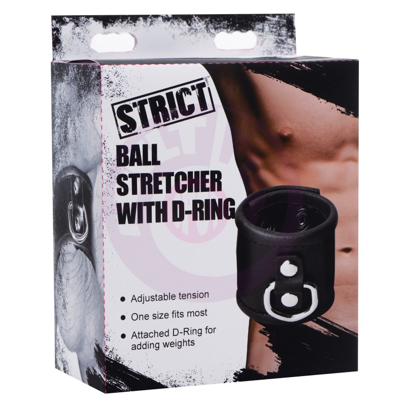 2 Inch Ball Stretcher with D-Ring