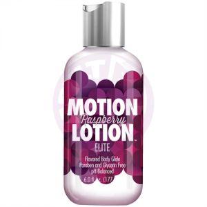 Motion Lotion - Elite - Rasberry - 6oz - Bulk