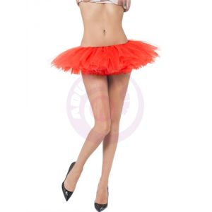 Short Tutu - One Size - Red
