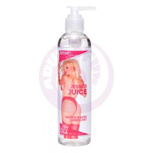 Jesse's Juice Water-Based Lubricant- 8 Oz
