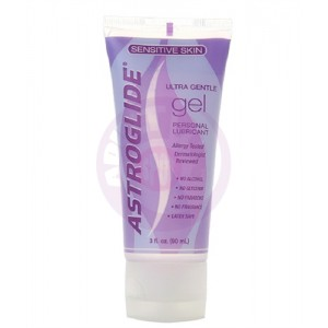 Astroglide Sensitive Skin Ultra Gentle Gel - 3 Fl. Oz. Tube