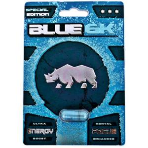 Blue 6k - Single