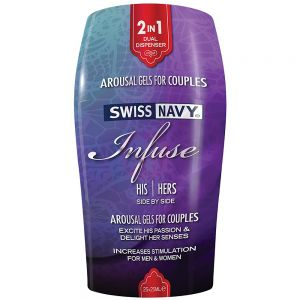 Swiss Navy Infuse  2-in-1 50ml