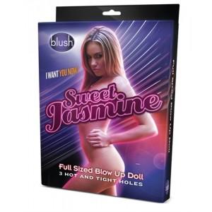 X5 Men - Sweet Jasmine Sex Doll - Natural