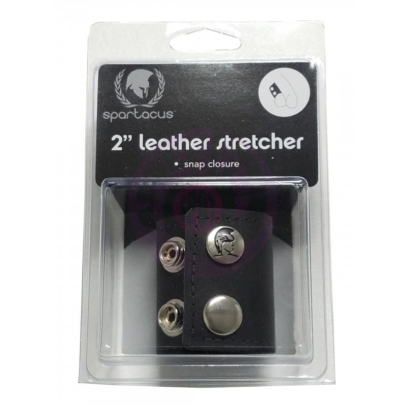 "2"" Leather Stretcher"