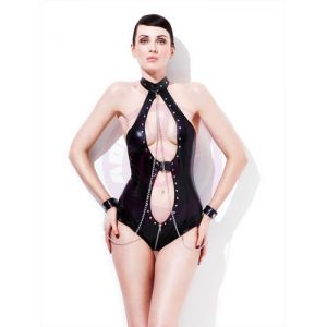 Fever Mistress Bodysuit - Medium