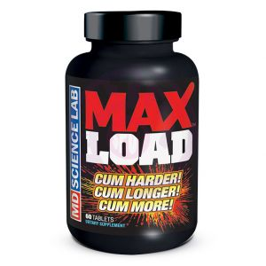 Max Load 60 Cnt Bottle (Ml60c)