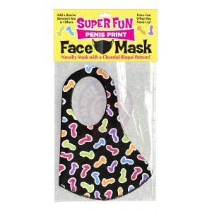 Super Fun Penis Mask