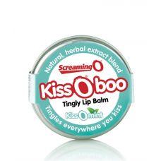 Kissoboo Tingly Lip Balm - Each - Kissomint