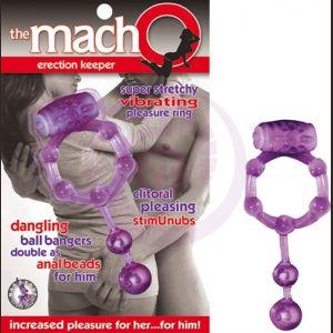 The Macho Erection Keeper - Purple