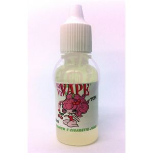 Vavavape Premium E-Cigarette Juice - Bubble Gum 15ml - 15mg