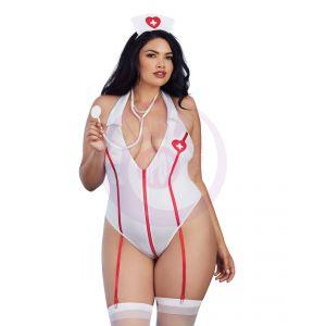 Nurse Naughty - Queen Size