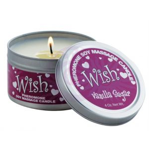 Pheromone Candle Wish 4 Oz