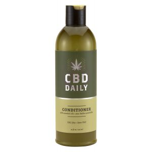 Cbd Daily Conditioner 16 Oz.