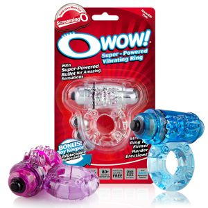 O Wow! - 6 Count Box - Assorted Colors