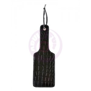 Fetish Fantasy Gold Love Pleasure Paddle - Black
