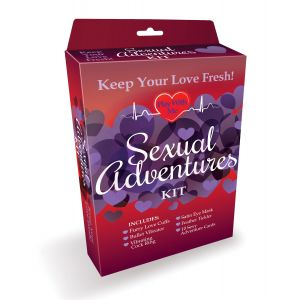 Play With Me Sexual Adventures Kit